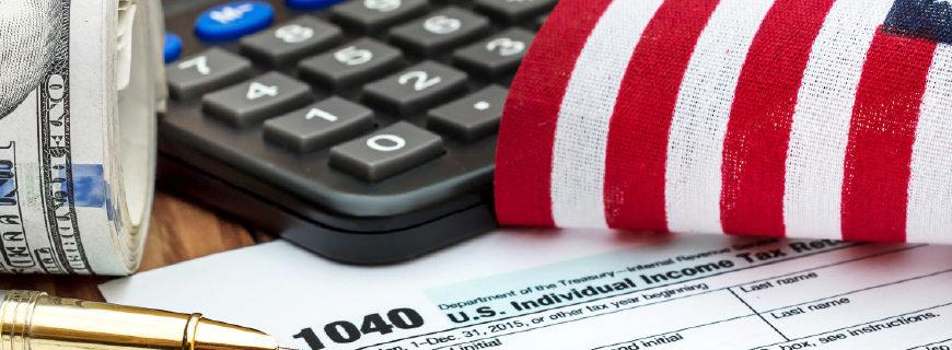 Header Steuern in den USA 2019